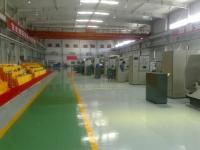 石油钻杆摩擦焊接生产线