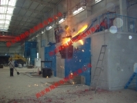 GW5T炉现场