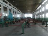鉆桿摩擦焊接生產線