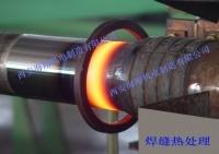石油钻杆焊缝热处理